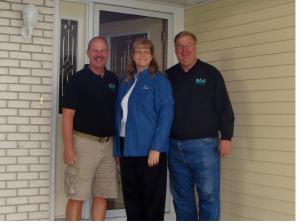 This testimonial from our 100th install Mark and Audrey Young, Newton, IA — Oct 22, 2010