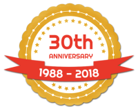 Baxter Comfort Solutions is celebrating our 30th anniversary!