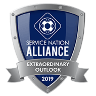 Baxter Comfort Solutions is a Service Nation Alliance Extraordinary Outlook in 2019.